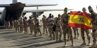 خروج نظامیان اسپانیایی تا اواخر جولای از عراق