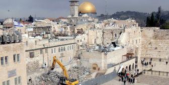 واکنش رامالله به تخریب ۲۰۰ مرکز در قدس اشغالی