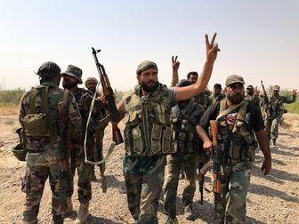 کشف سلاح و مهمات سنگین و سبک تروریستها در سوریه