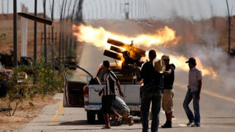 آغاز مذاکرات آتش بس در لیبی