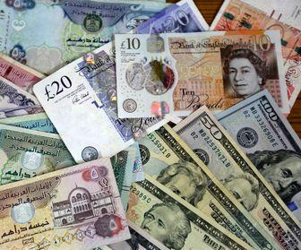 نرخ ارز بین بانکی در 10 تیر99 /کاهش قیمت 20 ارز