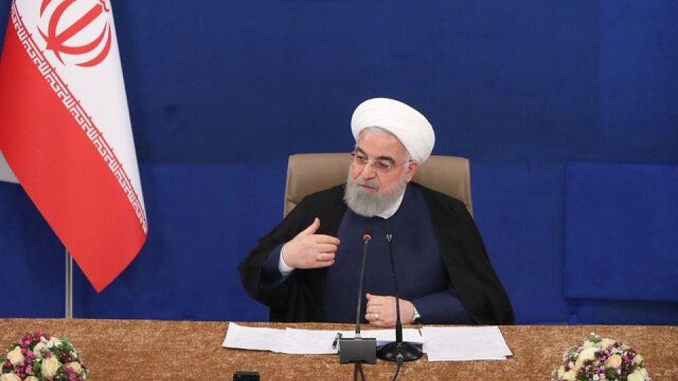 روحانی: با معترضان آمریکایی همدردی میکنیم/ تکیهکردن به انجیل برای صدور فرمان قتل مردم شرمآور است