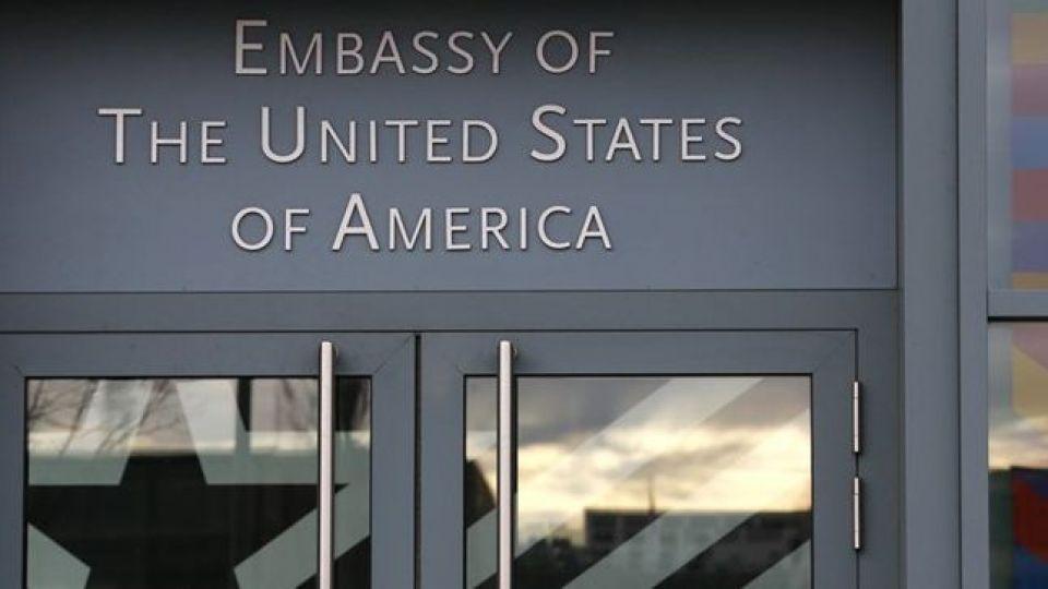 حمله به سفارت آمریکا در مکزیک