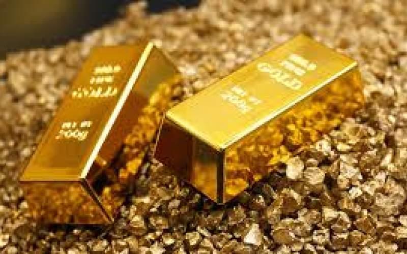 قیمت هر اونس طلا افزایش یافت