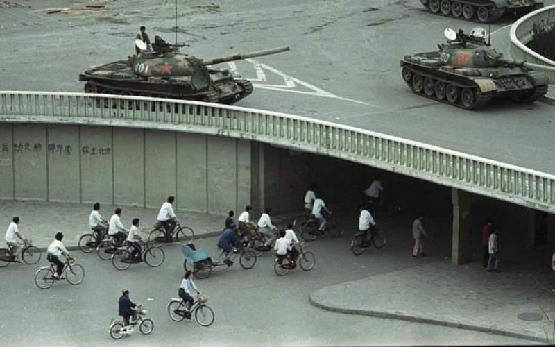 آمریکا: چین آمار کشتههای تیانانمن را اعلام کند