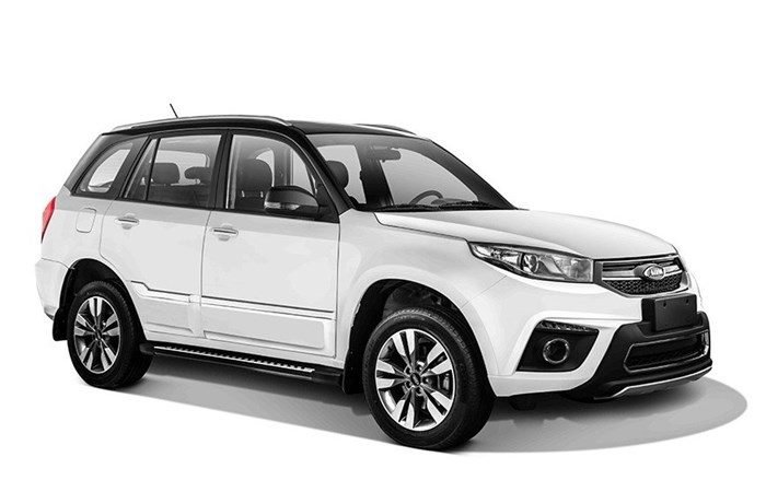 مدل جدید MVM X33 توسط مدیران خودرو معرفی میشود