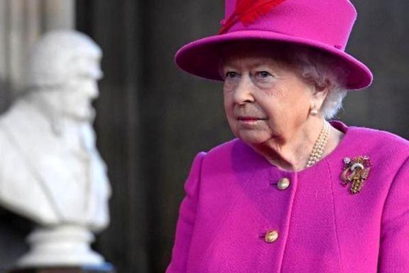 ملکه الیزابت سوار بر اسب! +عکس