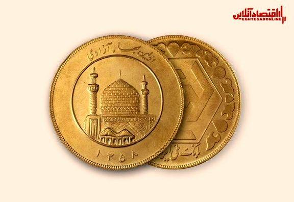 طلا و سکه با چه قیمتی به تعطیلات رفت؟