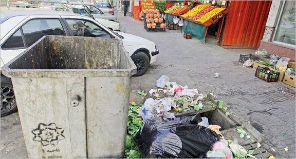 ۳۵میلیون تن دورریز مواد غذایی ایران در سال