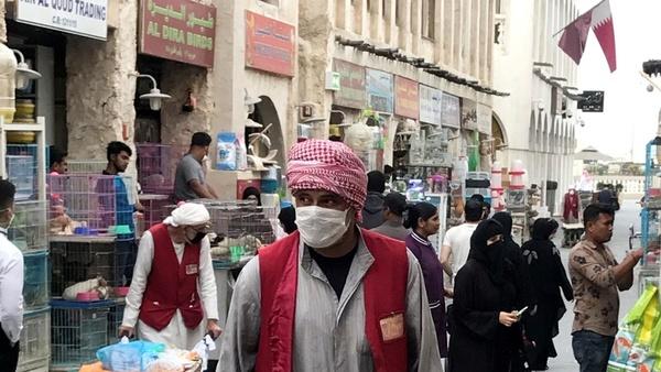 افزایش هزار و ۵۲۳ نفره شمار مبتلایان به کرونا در قطر