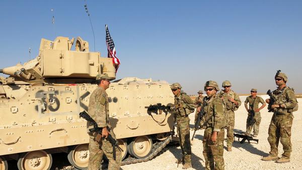 اهالی روستایی در حسکه نظامیان آمریکایی را وادار به عقبنشینی کردند