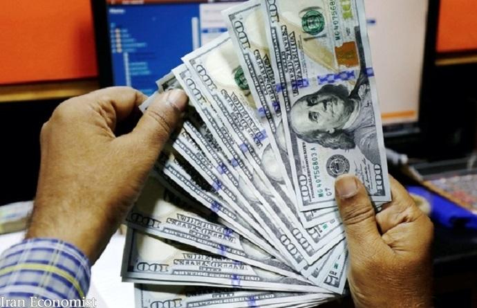کاهش ۳۰ تومانی قیمت دلار