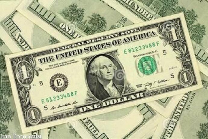 کاهش دلار جهانی برای پنجمین روز متوالی
