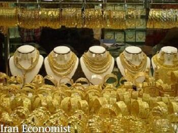 فروش مصنوعات طلا در کمترین حد ممکن است