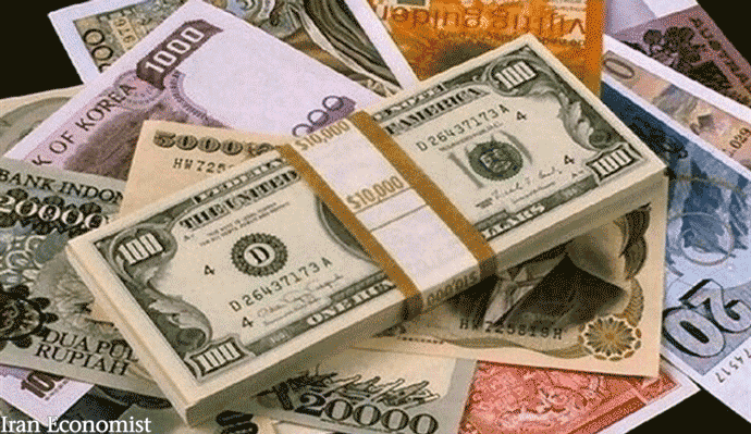 نرخ ارز آزاد در 14 خردادماه