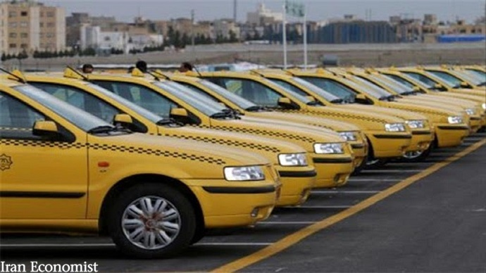 آخرین جزئیات از شماره گذاری تاکسیهای صفر یورو ۴