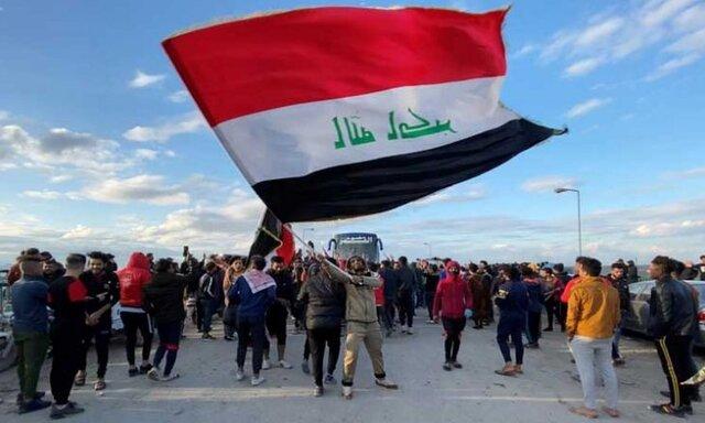 تظاهرات در استان ذی قار عراق