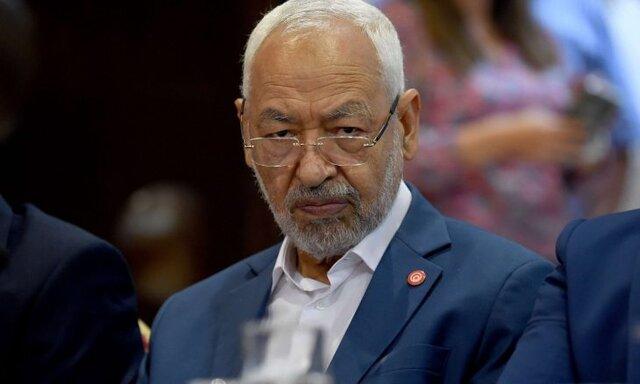 """الغنوشی درخواستها برای انحلال پارلمان و برکناریاش را """"غیرقانونی"""" خواند"""