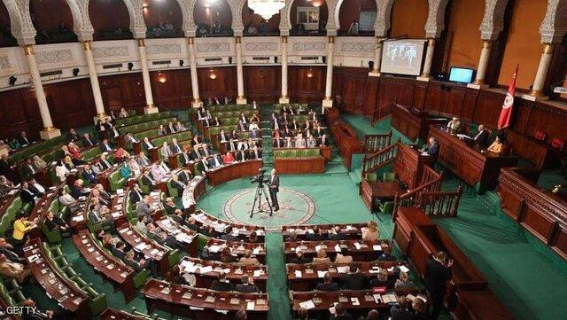 پارلمان تونس لایحهای درباره دخالت نظامی در لیبی را تصویب نکرد/ تظاهرات علیه راشد الغنوشی