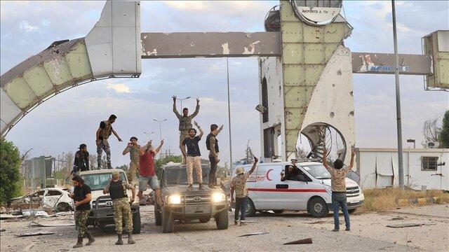 ارتش دولت وفاق طرابلس را آزاد کرد/ پیشروی به سمت ترهونه، آخرین مقر اصلی حفتر در غرب لیبی