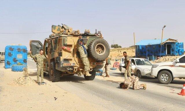 نیروهای دولت وفاق ملی لیبی شهر ترهونه را نیز تحت کنترل درآوردند