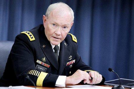 ژنرال دمپسی تهدید ترامپ به استفاده از ارتش علیه معترضان را محکوم کرد