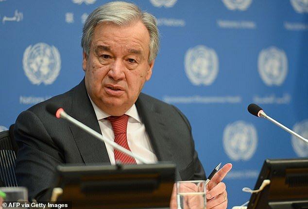 ابراز همبستگی کارکنان سازمان ملل با قربانیان نژادپرستی