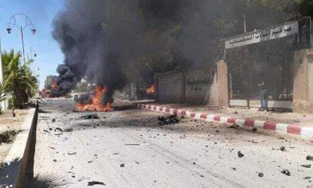 """پنج کشته و زخمی در انفجار شهر """"راس العین"""" در شمال سوریه"""