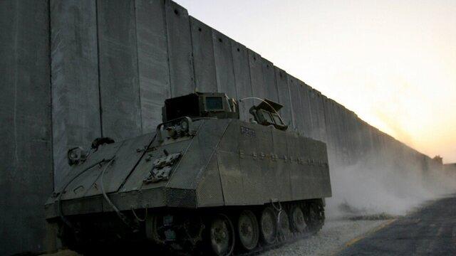 ارتش رژیم صهیونیستی دیوار هوشمند جدید در مرز غزه میسازد