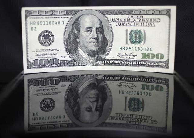 دلار خودش را بالا کشید
