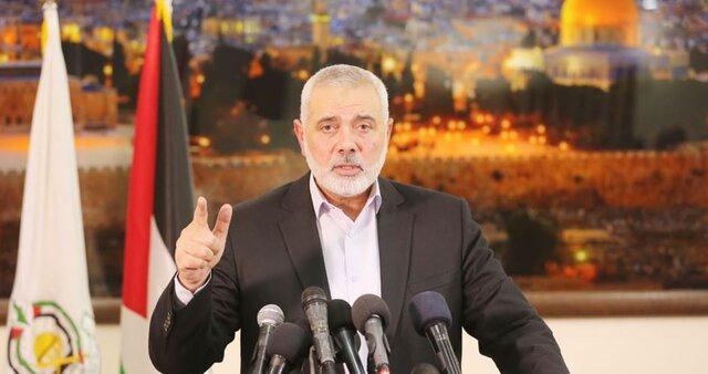 درخواست هنیه از جنبش فتح برای اتخاذ تصمیمی تاریخی