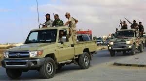 انهدام دو پهپاد اماراتی در لیبی/ ورود نیروهای دولت وفاق به پایگاه هوایی الجفره
