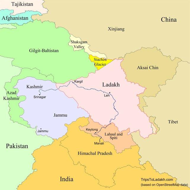 تصمیم چین و هند برای کاهش تنش مرزی