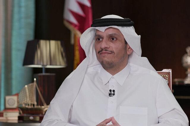 وزیر خارجه قطر: حفتر بعد از شکست نظامی به فکر راه حل سیاسی میافتد