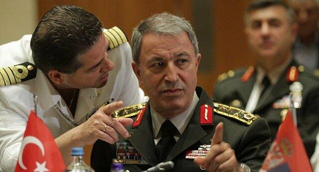 وزیر دفاع ترکیه: با احترام به حاکمیت عراق به عملیات علیه پ.ک.ک ادامه میدهیم