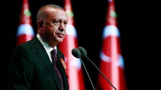 اردوغان به انتقاد یونان از تلاوت قرآن در ایاصوفیه پاسخ داد