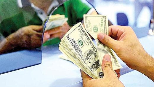 دلار و سکه همزمان گران شدند/ علت افزاش قیمت ارز چیست؟