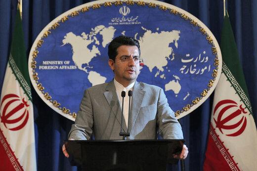 واکنش موسوی به تحریم ها علیه سوریه