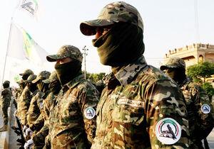 حشدالشعبی حمله داعش در نزدیکی مرز ایران را ناکام گذاشت