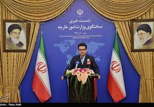 واکنش وزارت خارجه به افزایش تحریمها علیه سوریه