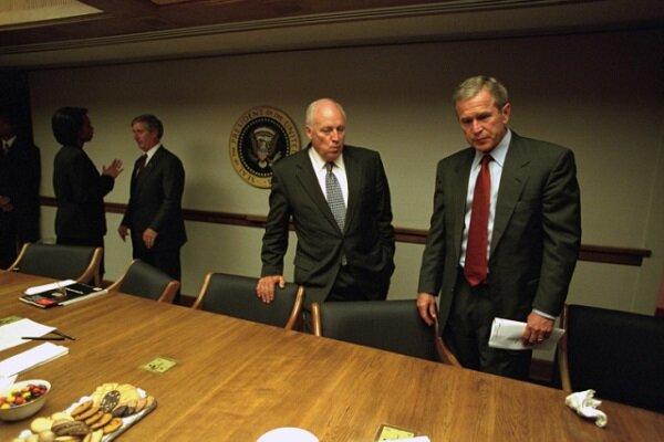 پناهگاه کاخ سفید؛ جایی که ترامپ و «جورج بوش» به آن فرار کردند