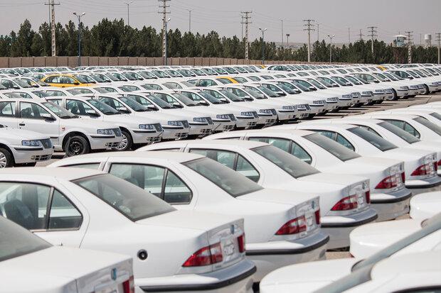 بیش از ۴ هزار خودروی احتکار شده در کشور کشف شد
