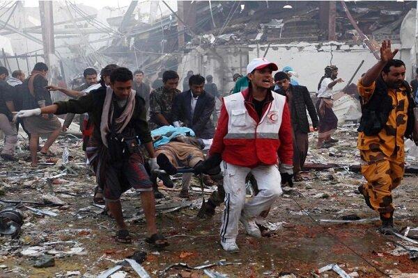 جنگندههای سعودی استانهای «البیضاء» و «حجه» یمن را بمباران کردند
