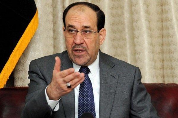 رایزنی «نوری المالکی» و «فالح الفیاض» درباره تحولات امنیتی عراق