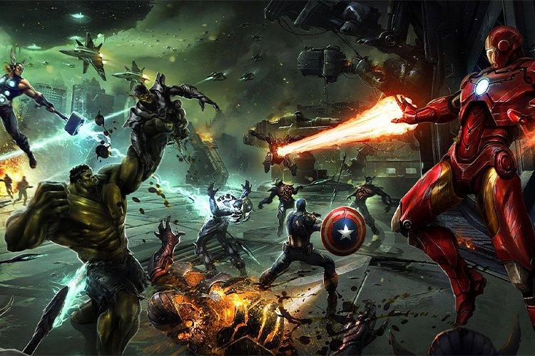 ویدیویی از بازی لغو شده اول شخص Avengers منتشر شد