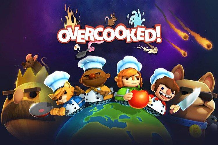 بازی Overcooked در اپیک گیمز استور به صورت رایگان در دسترس قرار گرفت