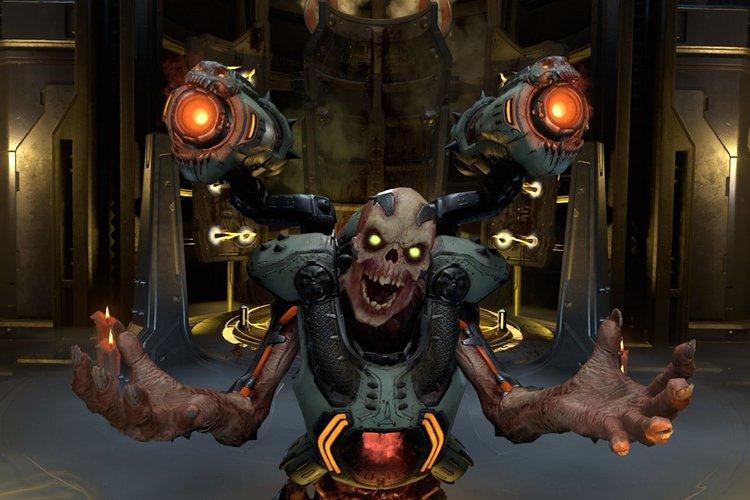 بررسی فلسفه طراحی مرحلهی بازی Doom: Eternal