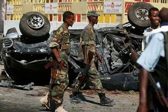 ۵ مجروح در حمله انتحاری «موگادیشو»