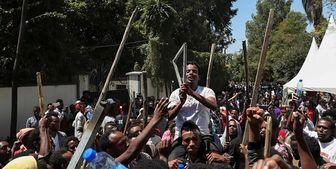 166 کشته و 167 زخمی در ناآرامیهای اتیوپی
