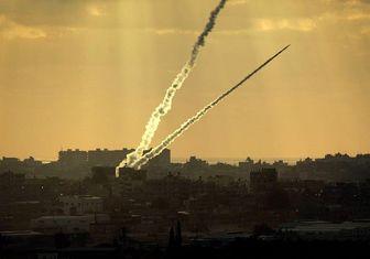فعال شدن آژیرهای خطر شهرکهای صهیونیستی اطراف غزه